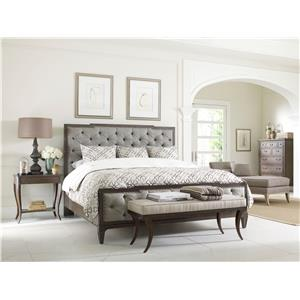 Thomasville® Harlowe & Finch Queen Bedroom Group