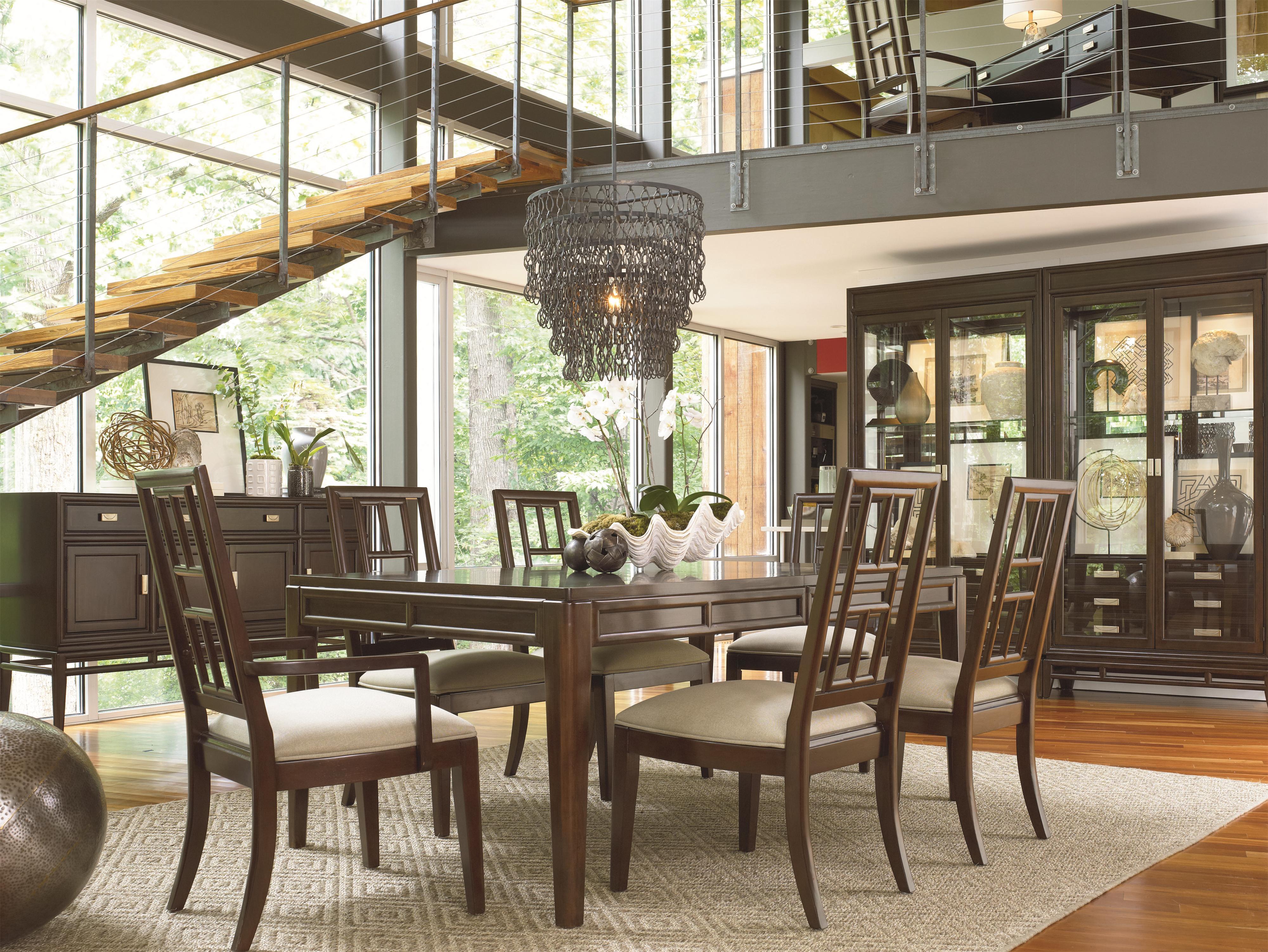 Thomasville Furniture Dining Room Lantau 826 By Thomasvillear Baer39s Furniture Thomasville