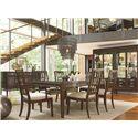 Thomasville® Lantau Formal Dining Room Group - Item Number: 826 Formal Dining Group 1