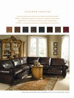 Leather Choices: Luxurious Leather Furnishings at the Right Price and with a Convenient Delivery Schedule