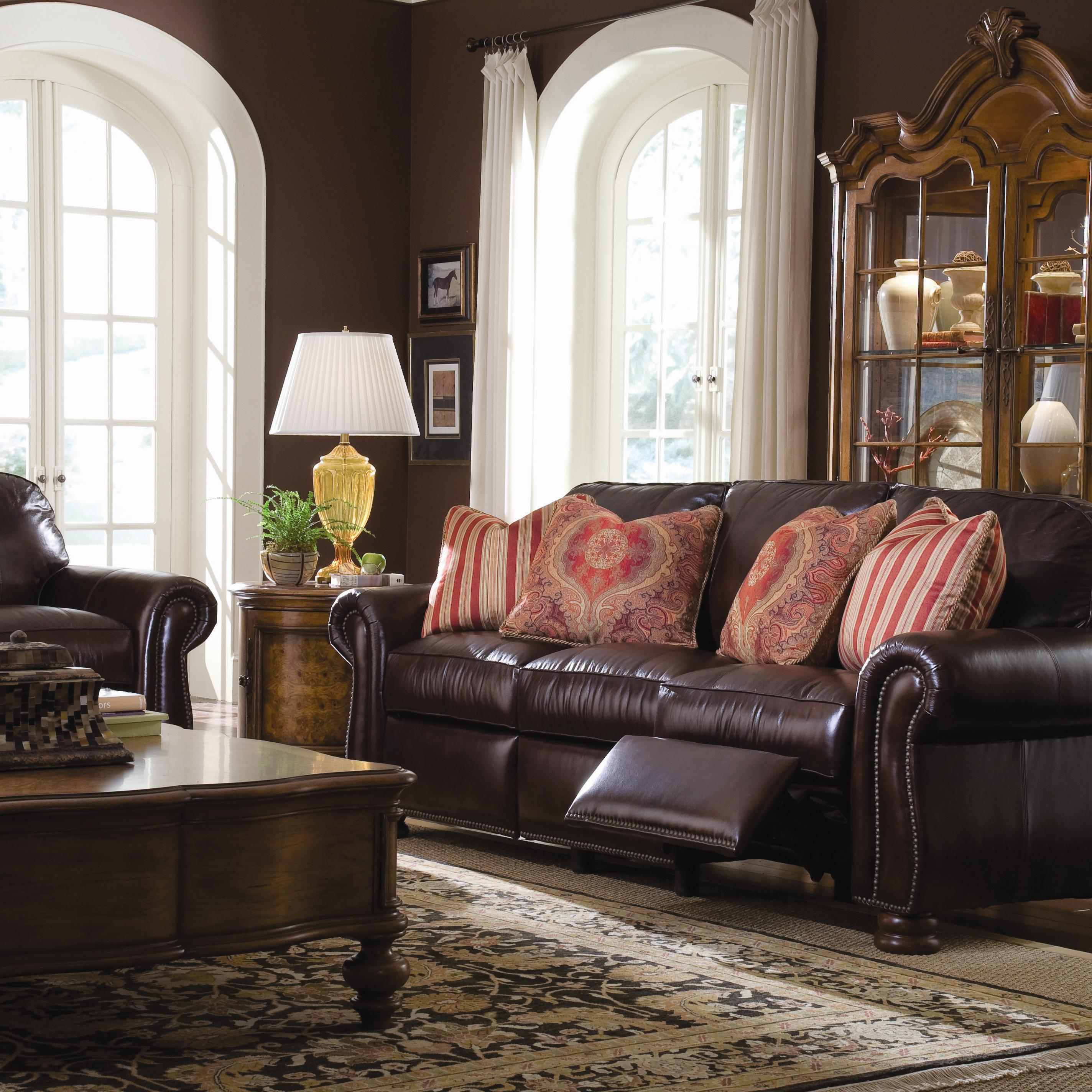 Leather Choices   Benjamin (20901) By Thomasville®   Adcock Furniture    Thomasville® Leather Choices   Benjamin Dealer