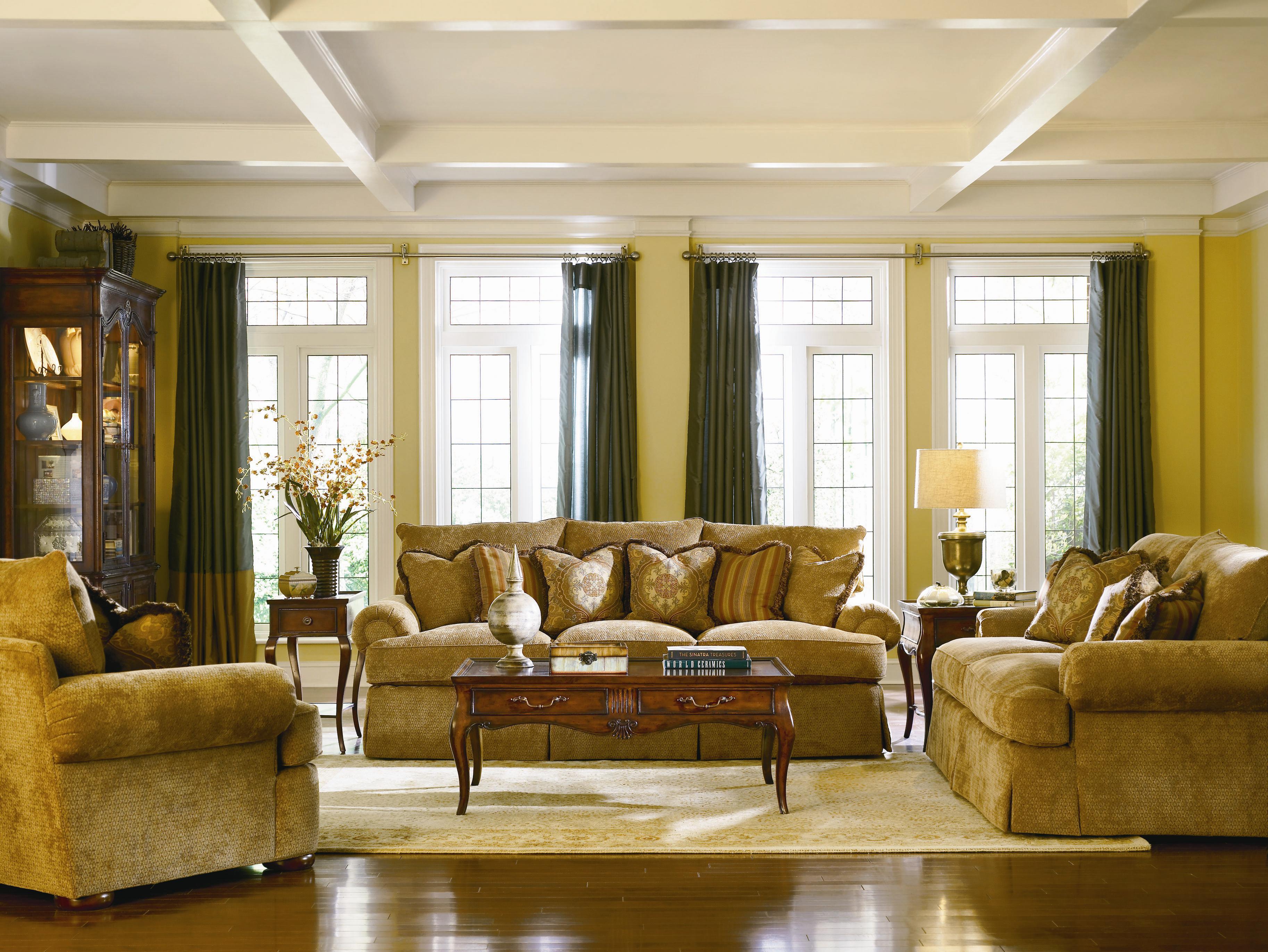 Thomasville Living Room Furniture Thomasvillear Special Values Dolce Vita Dolce Vita 2 Seat Sofa