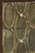 Oval-Motif Drawer Fronts