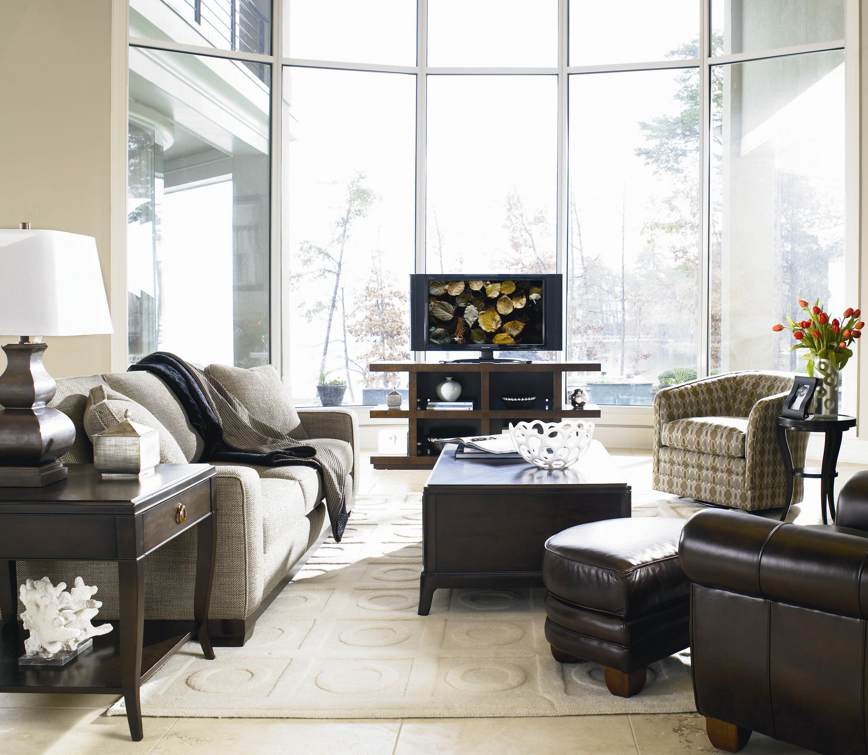 Thomasville® Studio 455 Bedside Table | Stuckey Furniture | Table Desk