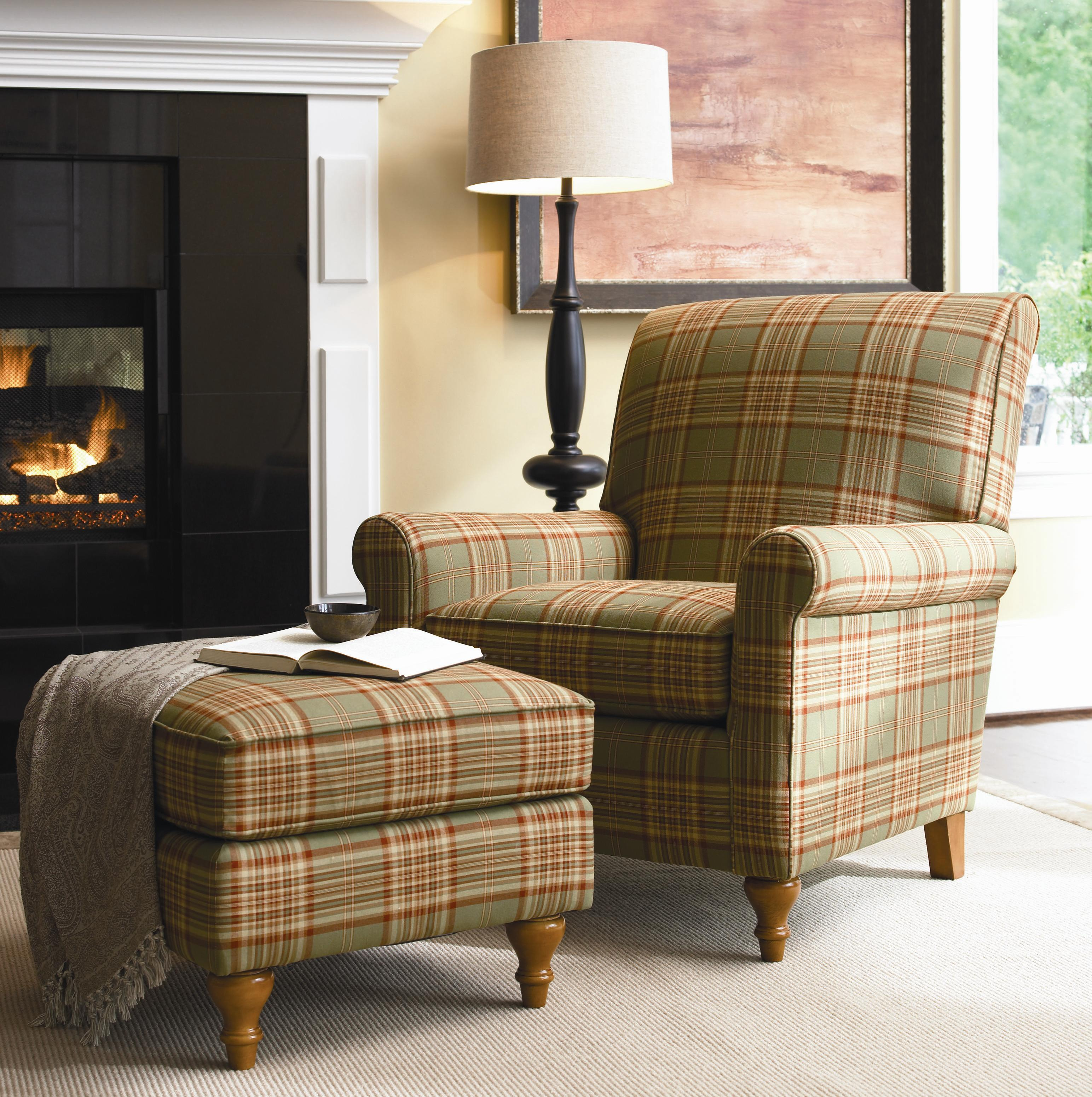 Upholstered Chairs And Ottomans By Thomasville®
