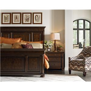 Thomasville® Wheatmore Manor 9 Drawer Dresser and Mirror