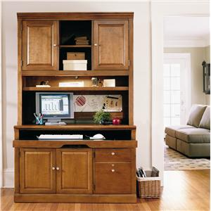 Thomasville® Workstyles Computer Workstation with File Cabinet