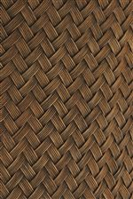 Intricate Detailing of Woven Rattan