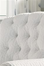 Tufting on Select Objects will Help Bring an Timeless, Classic Feel to Any Room