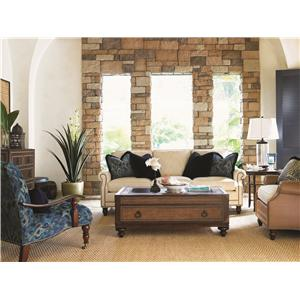 Tommy Bahama Home Landara Stationary Living Room Group
