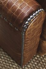 Decorative Nailhead Trims Outline Silhouettes and Offer a Modern Flair that is Sure to Shine