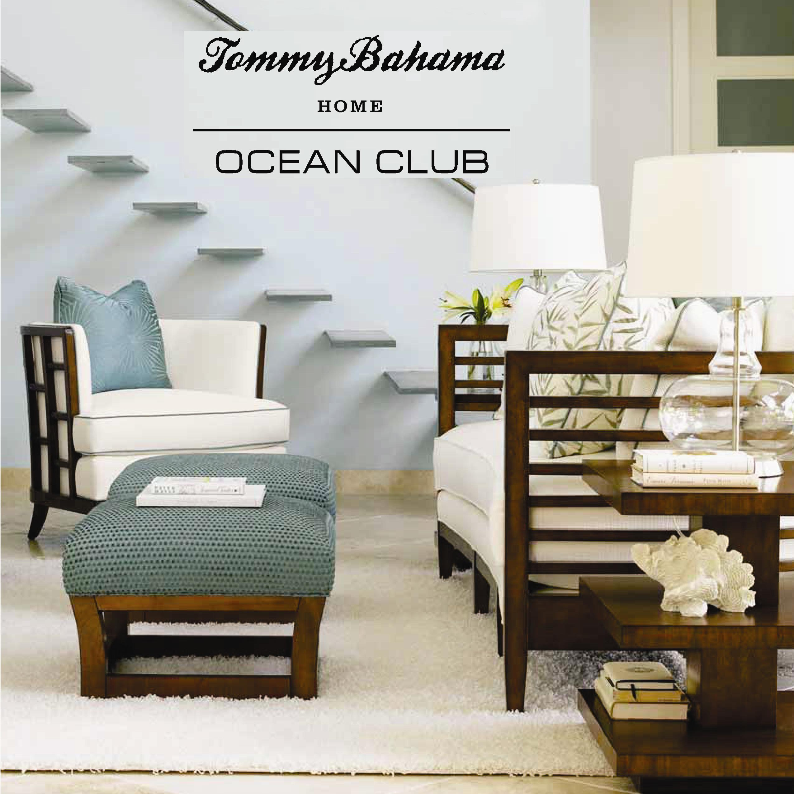 Tommy Bahama Home Ocean Club 536 815 01 Quick Ship 24 5