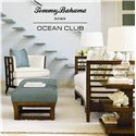 Tommy Bahama Home Ocean Club Armless Fusion Chair