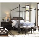 Tommy Bahama Home Royal Kahala Queen Bedroom Group - Item Number: 537 Q Bedroom Group 2