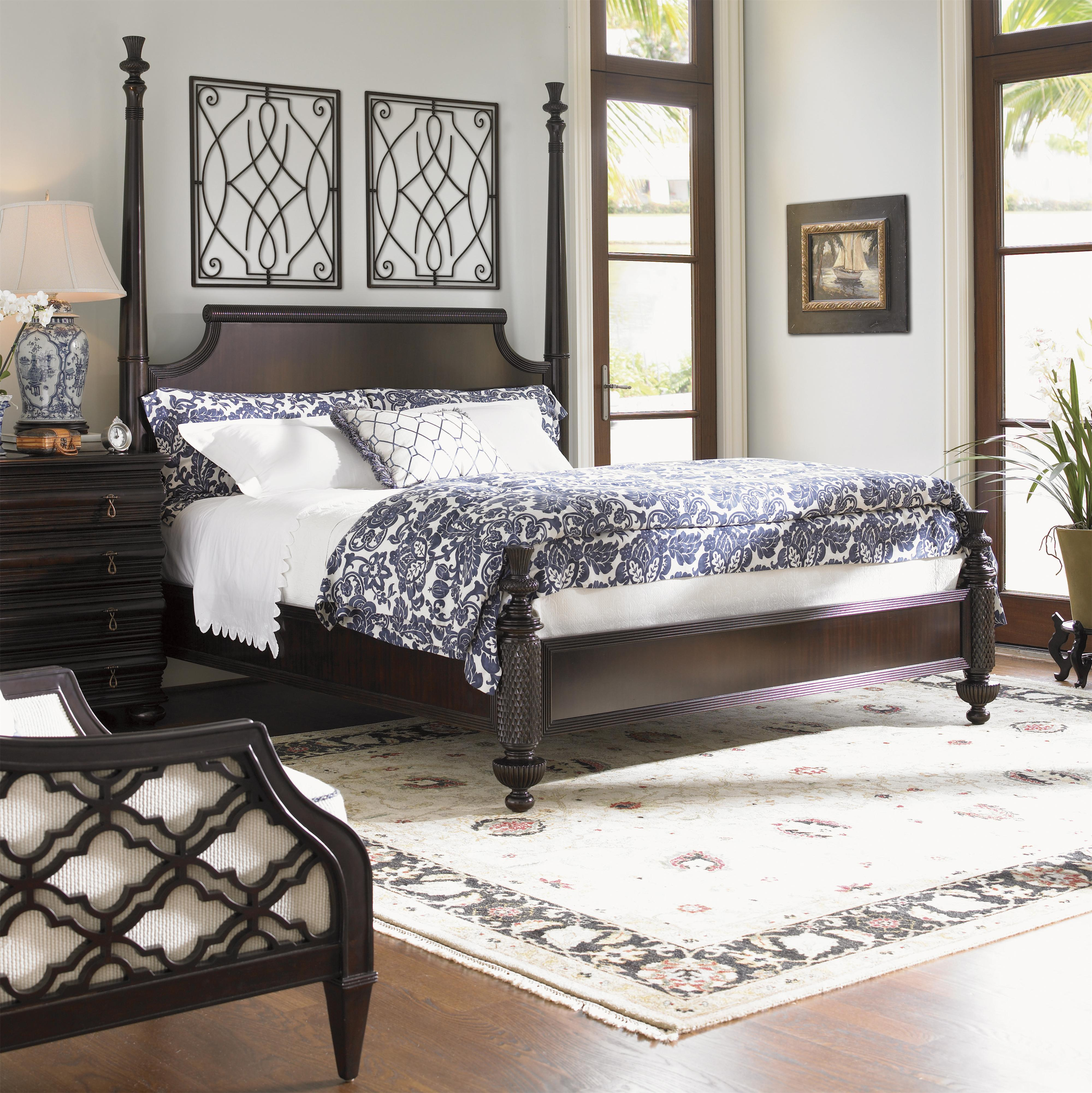 Royal Kahala Queen Bedroom Group by Tommy Bahama Home at Baer's Furniture