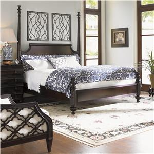 Tommy Bahama Home Royal Kahala Queen Bedroom Group