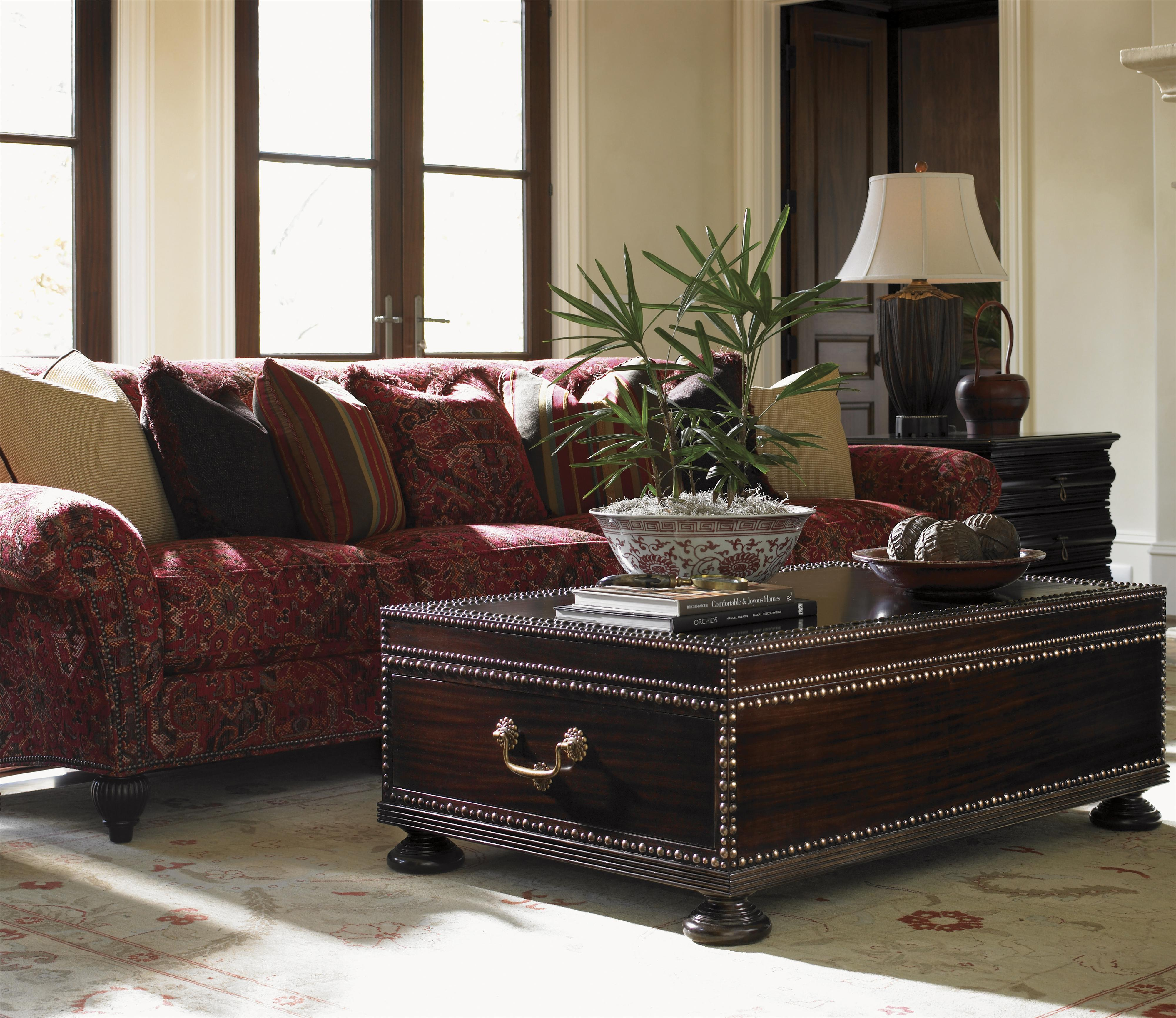 Royal Kahala 537 By Tommy Bahama Home Baer S Furniture