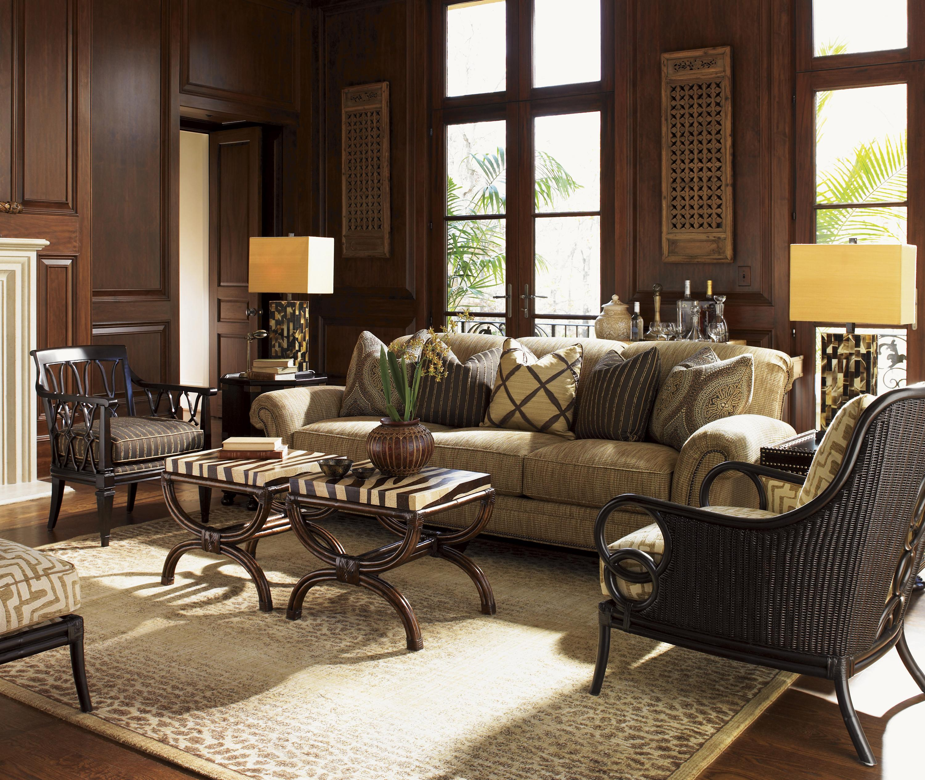 Home Furnisher: Royal Kahala (538) By Tommy Bahama Home