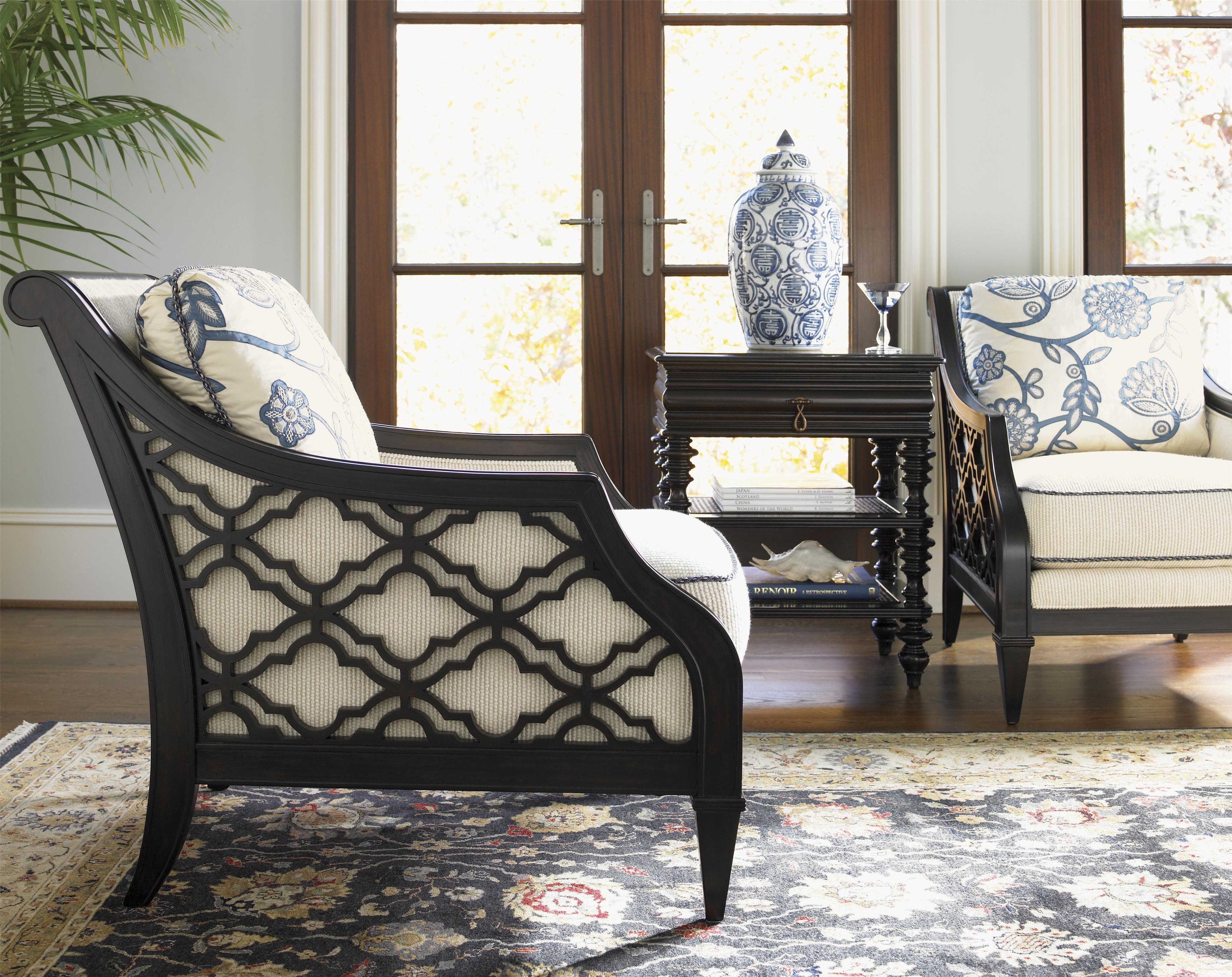 Royal Kahala Fabric By Tommy Bahama Home Belfort