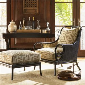 Royal Kahala Fabric By Tommy Bahama Home Belfort