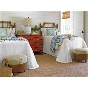Twin Palms_Coral by Tommy Bahama Home