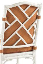 Chippendale Lattice Back Design