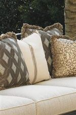 No Charge Final Touches Allows you to Customize Your Cushion & Pillow Fabrics For a Fun Splash of Color