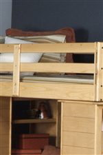 Guard Rails for Lofted and Bunk Beds