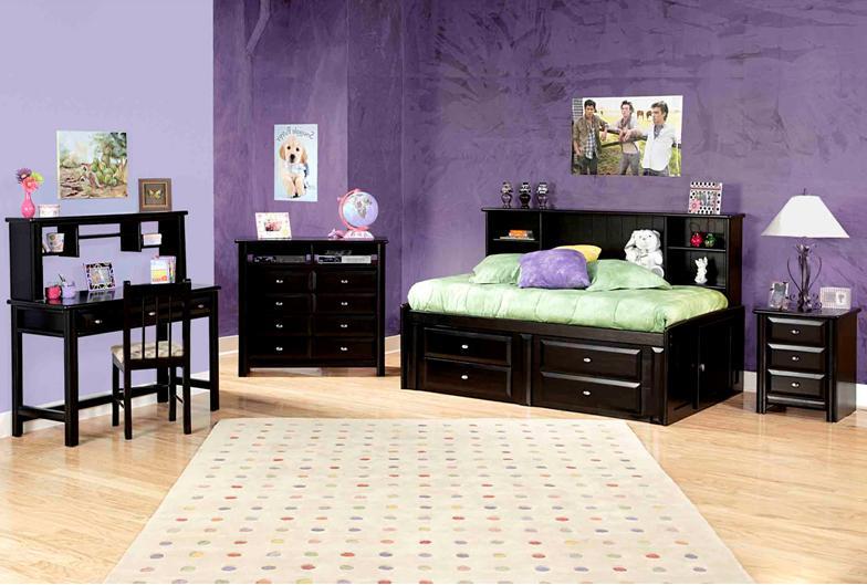 Trendwood Laguna Full/Full Bunk Bed w/ Trundle - Conlin's ...