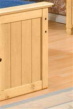 Rustic Plank Boards