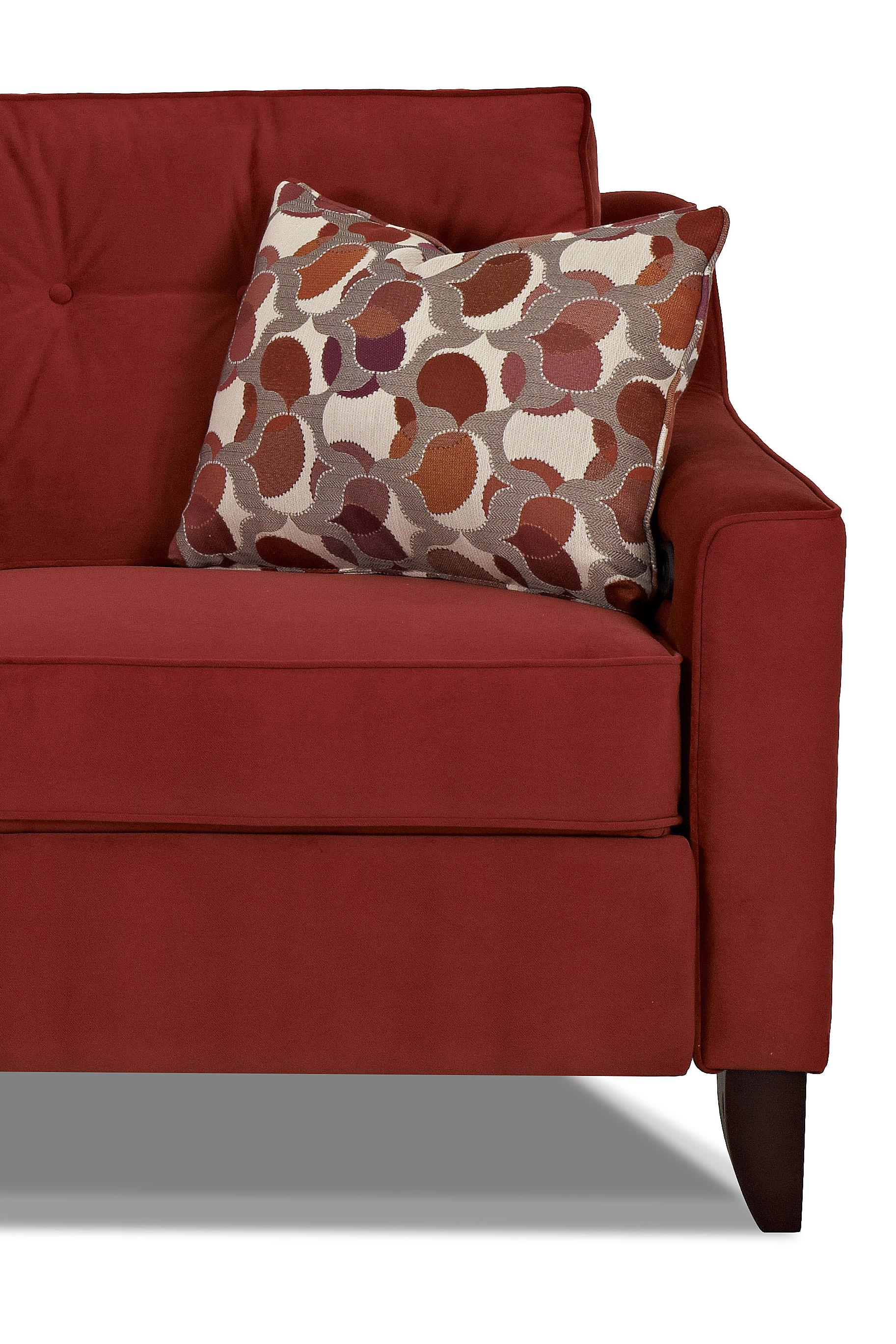 Trisha Yearwood Home Collection by Klaussner Audrina Contemporary