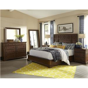 Trisha Yearwood Home Trisha Yearwood Home Queen Bedroom Group
