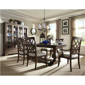 Trisha Yearwood Home Trisha Yearwood Home Formal Dining Room Group