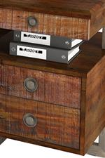 Re-Saw Drawer Fronts Add Texture and Character