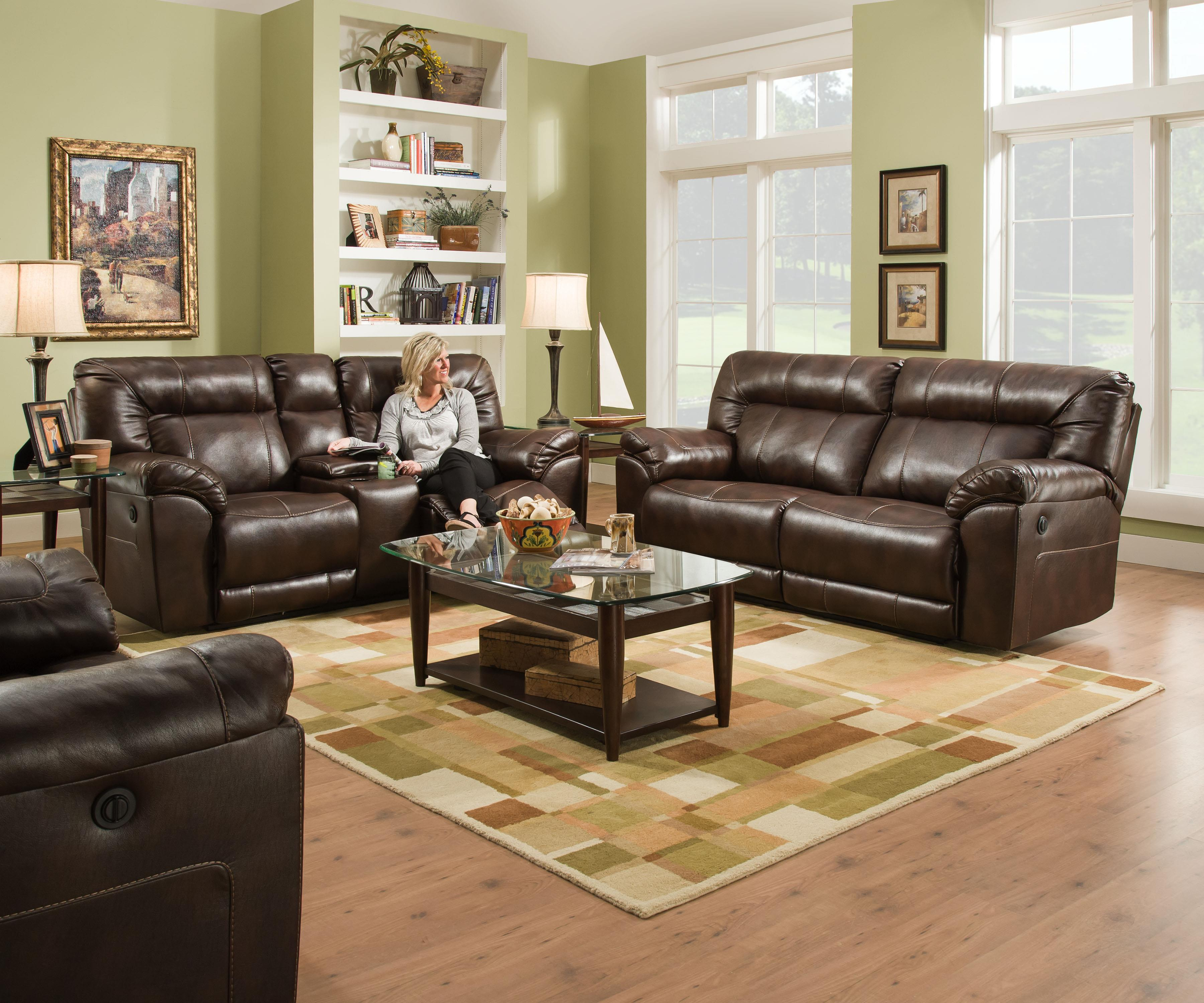 Incroyable 50571BR By United Furniture Industries