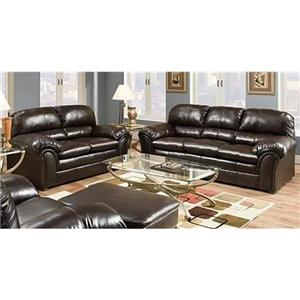6159 by United Furniture Industries