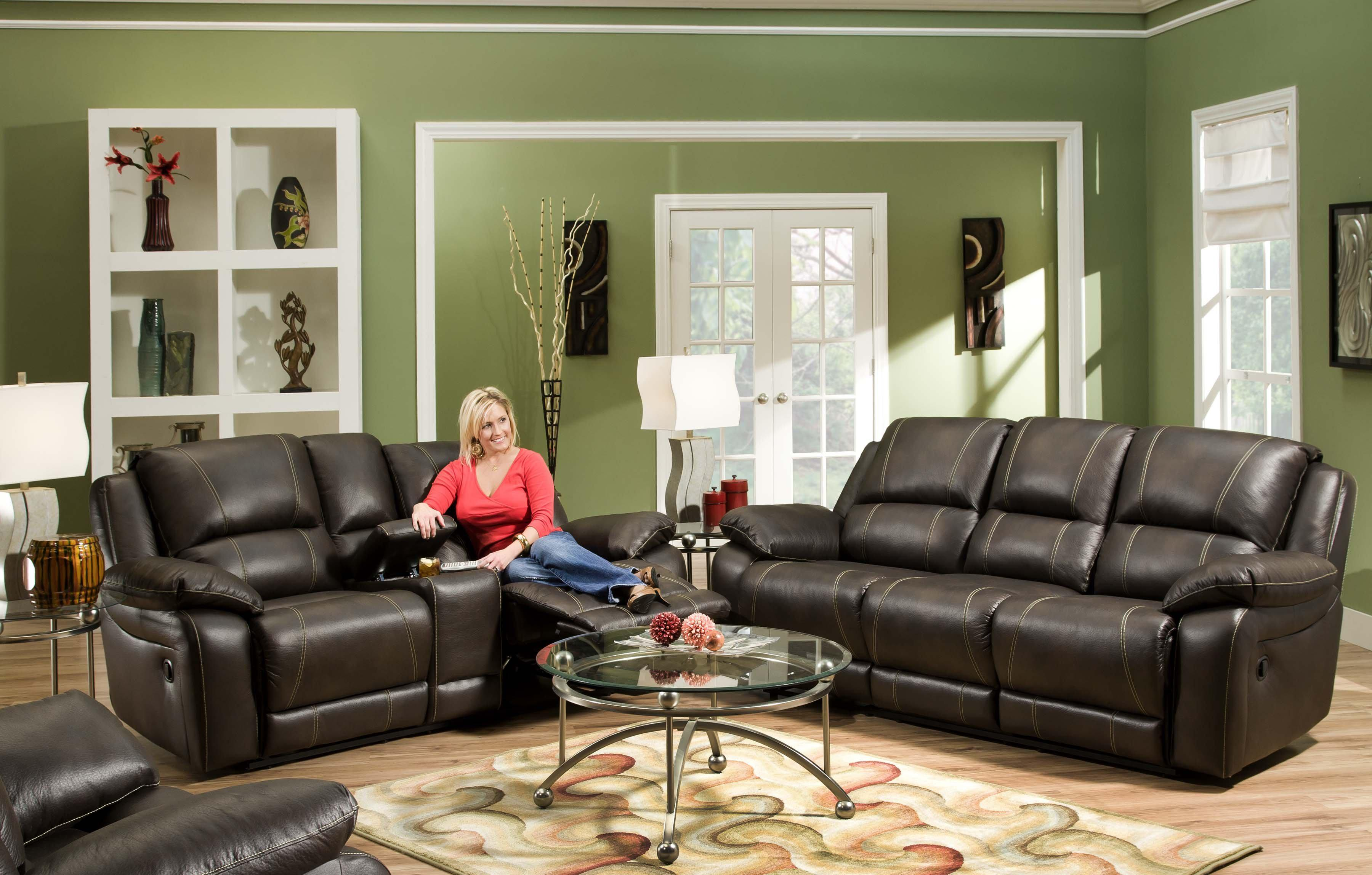 660 Reclining Living Room Group by United Furniture Industries at Bullard Furniture