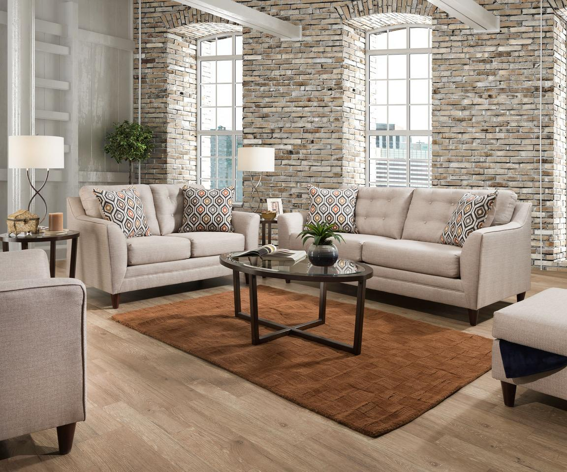 8126 8126 By United Furniture Industries Pilgrim Furniture City