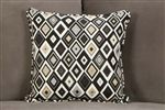 Throw Pillows In Coordinating Fabric