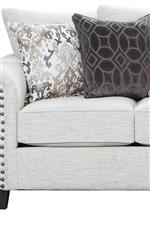 Plush Accent Pillows