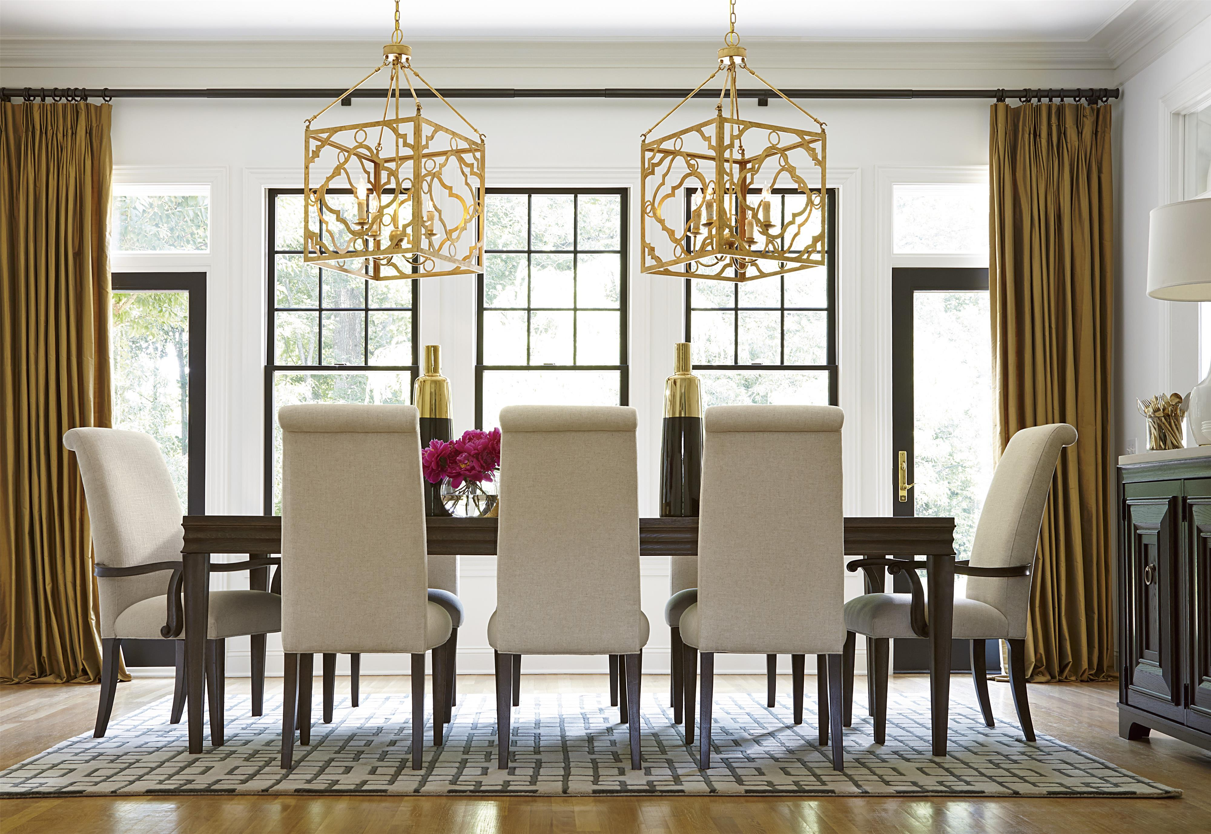 Universal California - Hollywood Hills Formal Dining Room Group - Item Number: 475 Dining Room Group 2