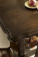 Molding Around Formal Dining Table Edges