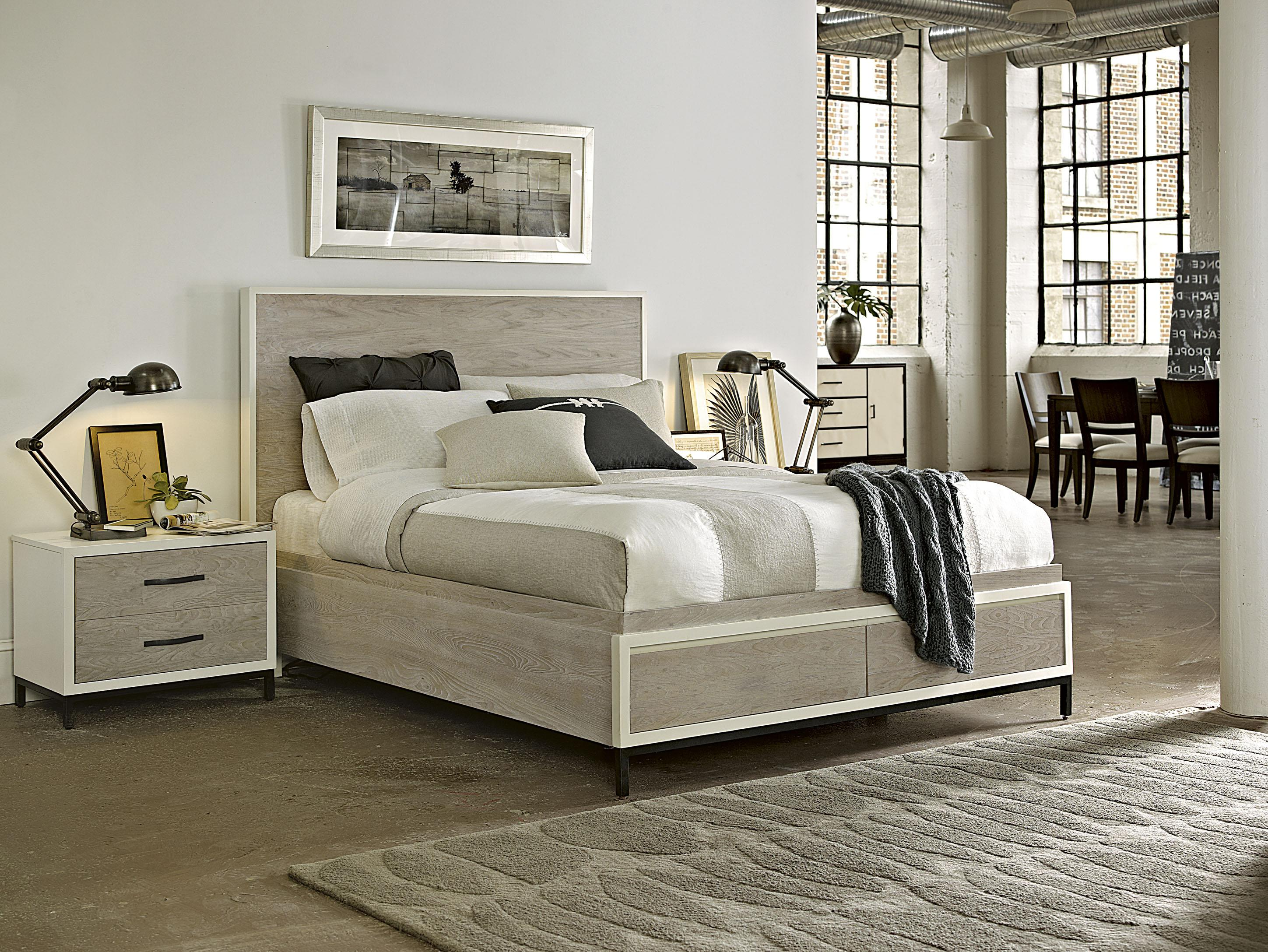 Universal Curated King Bedroom Group - Item Number: 219 K Bedroom Group 1