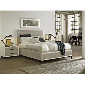 Universal Great Rooms - The Spencer Bedroom Queen Bedroom Group