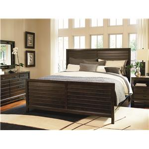 Universal Latitude Queen Bedroom Group