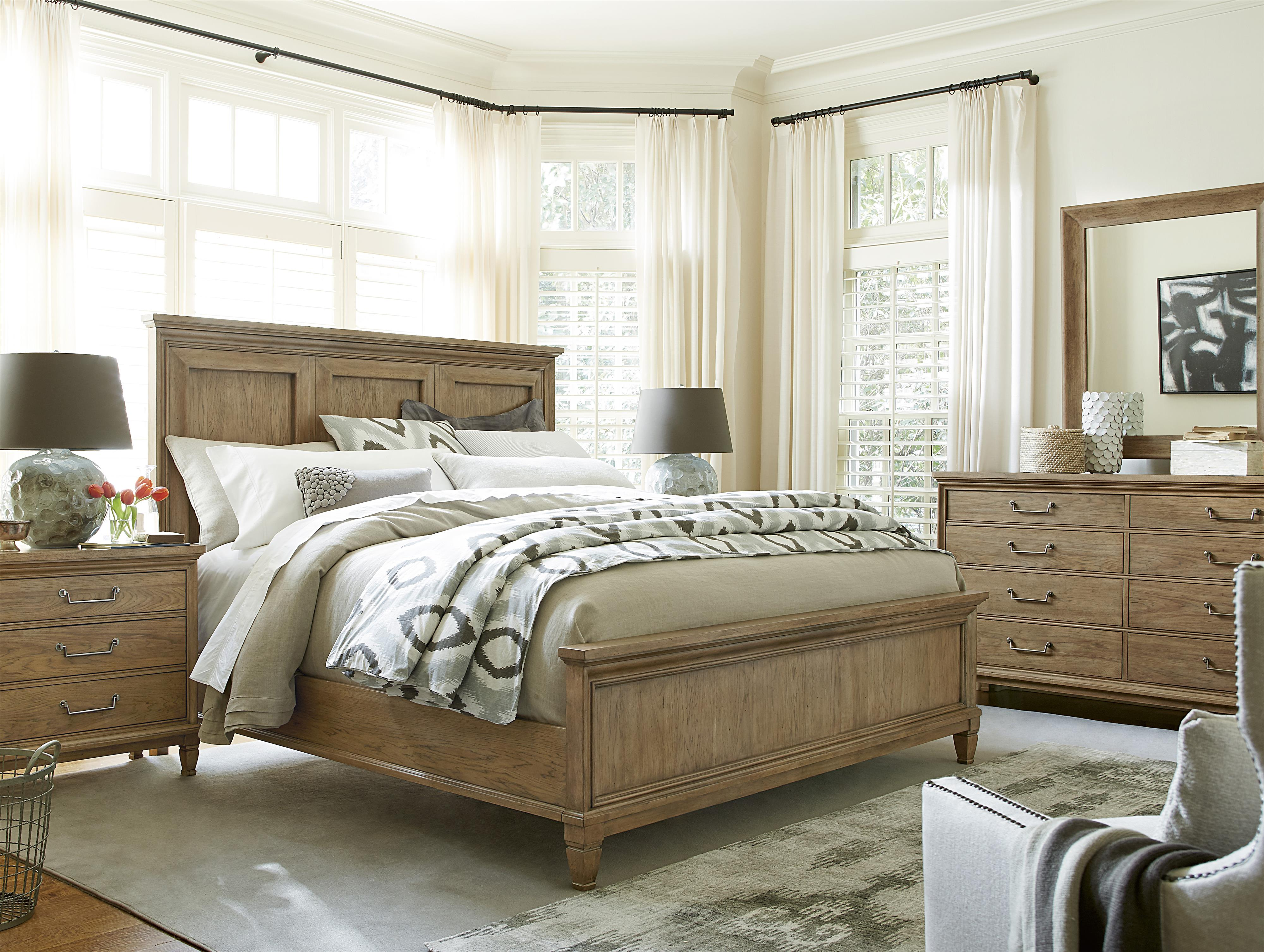 Universal Moderne Muse California King Bedroom Group - Item Number: 414 CK Bedroom Group 1