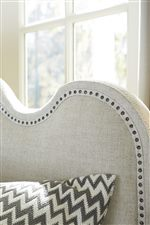 Linen Accents Add Warmth and Modern Appeal