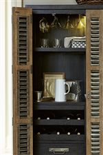 Smart Storage Abounds Throughout Collection