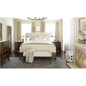 Universal Proximity Queen Bedroom Group 4