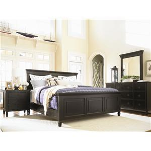 Morris Home Furnishings Summer Hill Queen Bedroom Group